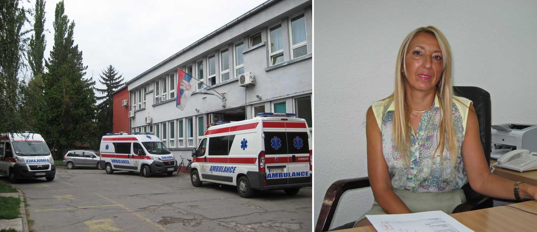 Savremena nova vozila u službi Hitne pomoći
