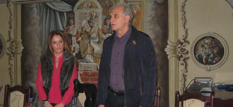 Lazar Ristovski u Ravnom Selu