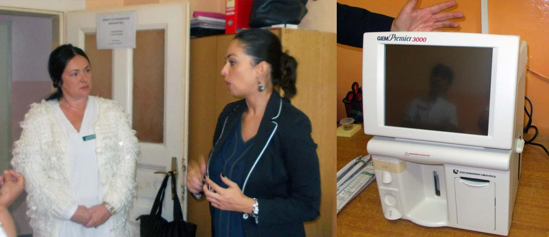 Novi aparat za Pneumofiziološko odeljenje OBV