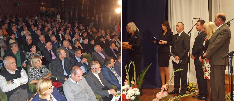 Svečano obeležen Dan oslobođenja i Dan opštine Vrbas