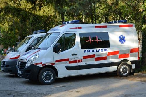Novo vozilo za sližbu Hitne pomoći