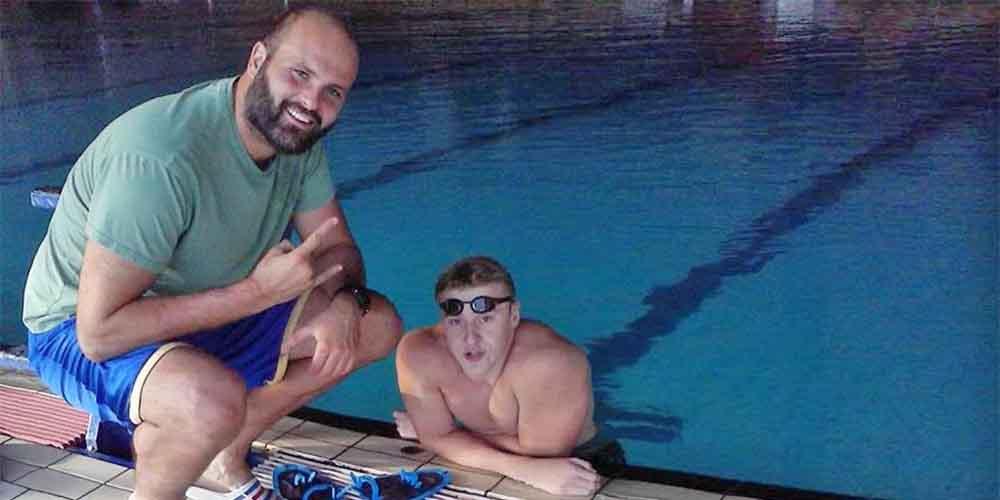 Plivač Nikola Ratkov učestvovaće na Evropskom prvenstvu