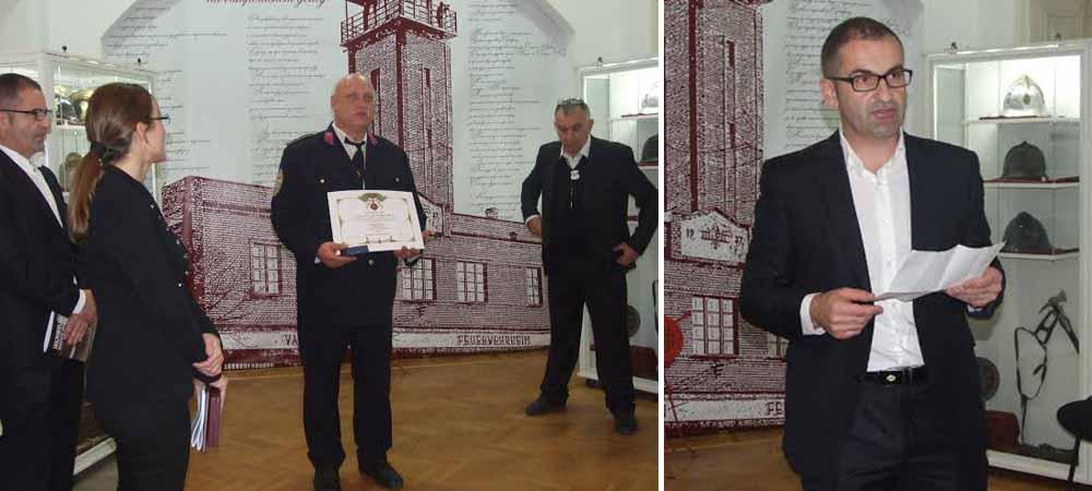 Izložba povodom 111 godina vatrogastva u Vrbasu