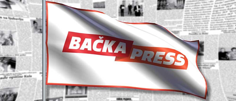 "Sedmi broj lista ""Bačka Press"""