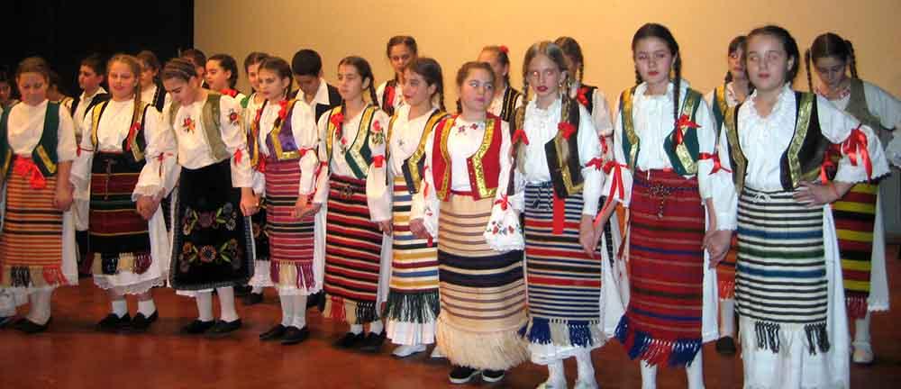 Svetosavske svečanosti – Dan folklora
