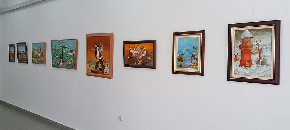 Prvi put u vrbaskoj Galeriji – Naiva iz Kovačice