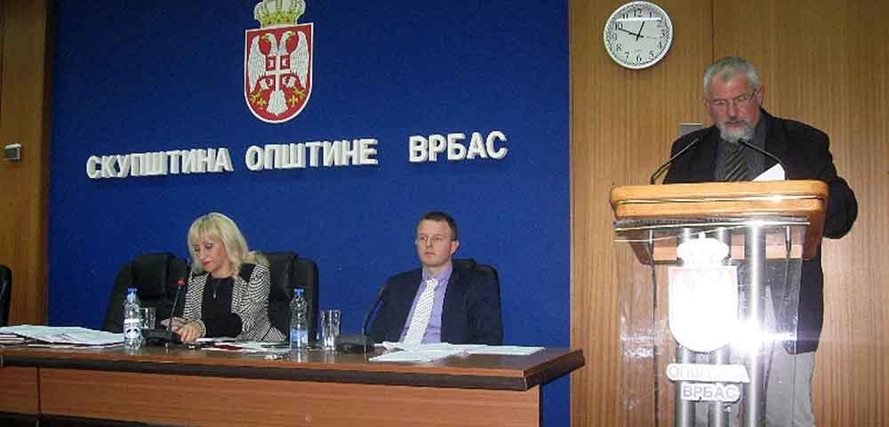 Restriktivan budžet opštine Vrbas