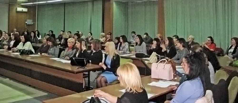Mila Suzić, predsednica Foruma žena SPS Vrbas