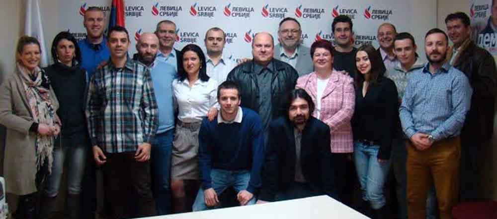 Konferencija za štampu – Levica Srbije Vrbas