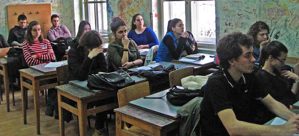 Maturantima Gimnazije promovisan Pedagoški fakultet u Somboru
