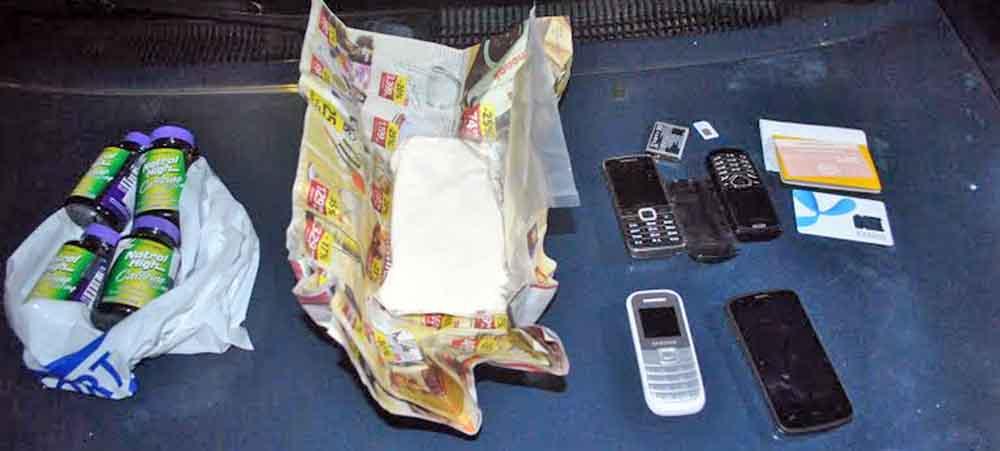 Osumnjičeni za posedovanje narkotika napao policajce