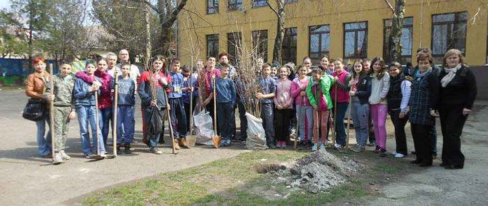 Ekološki pokret Vrbas obeležio Svetski dan šuma