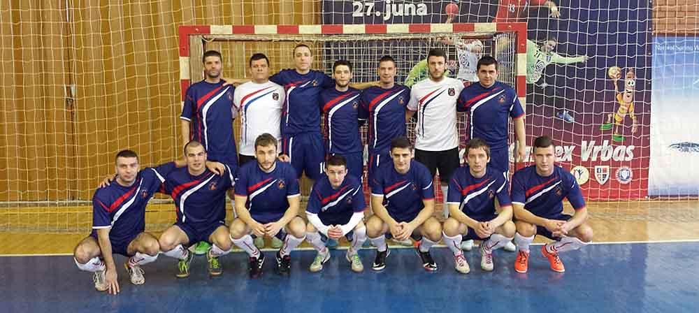 13. kolo 2. Futsal lige Srbije