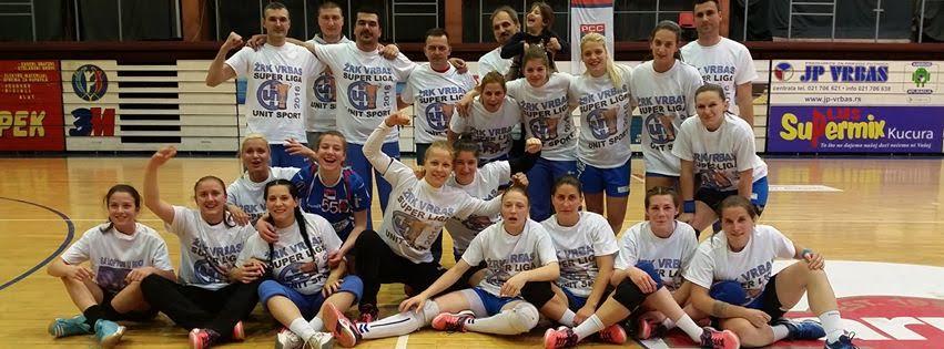"""""""Vučice"""" se plasirale u Super B rukometnu ligu Srbije"""