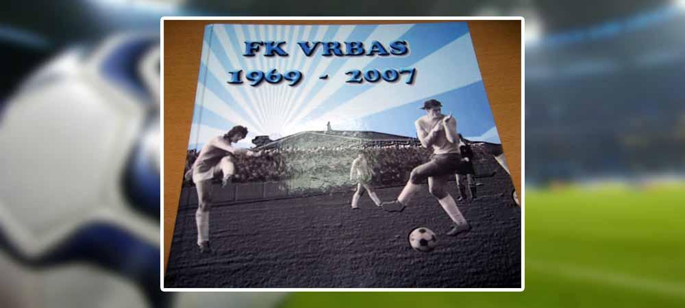 Knjiga o istorijatu vrbaskog fudbala