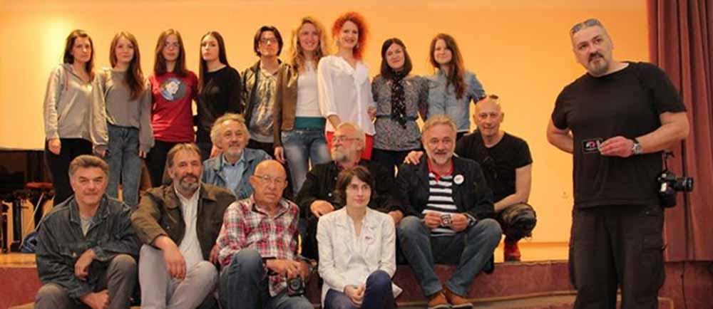 Osnivačka skupština – Foto kino Klub Zenit