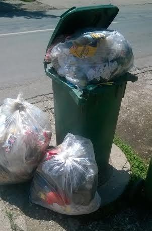 Apel građanima da održavaju kante za otpad