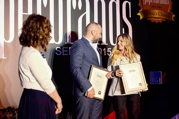 Karneksu nagrada za najbolji korporativni brend