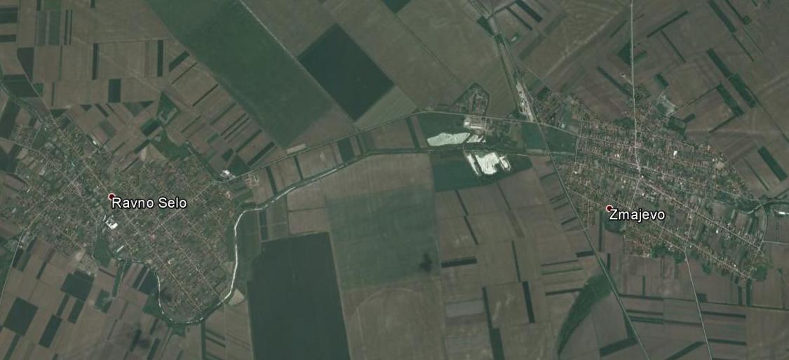 Štedljiva ulična rasveta u Кucuri, Zmajevu, Savinom i Ravnom Selu