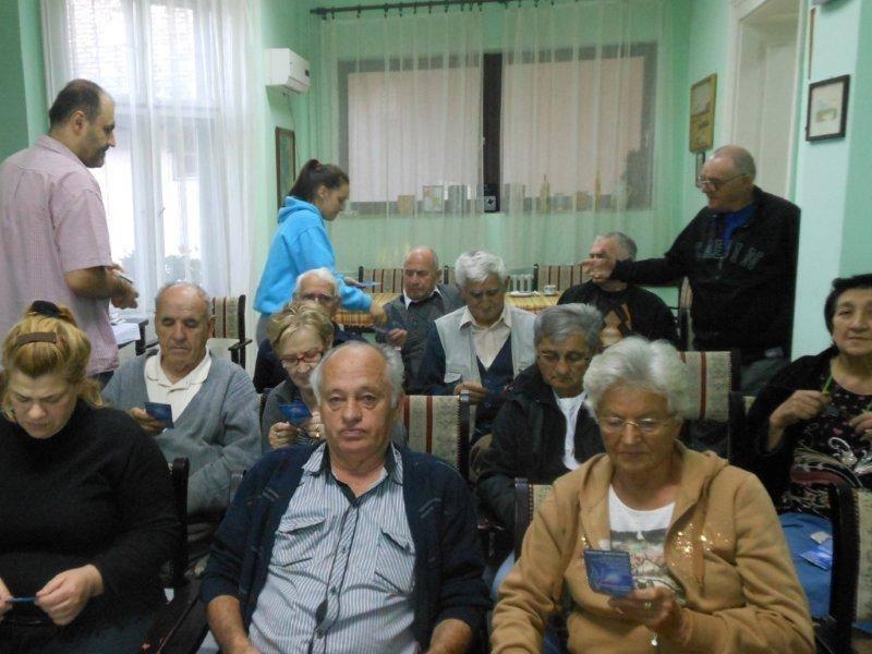 Energetska ušteda tema tribine održane u Klubu za stara i odrasla lica
