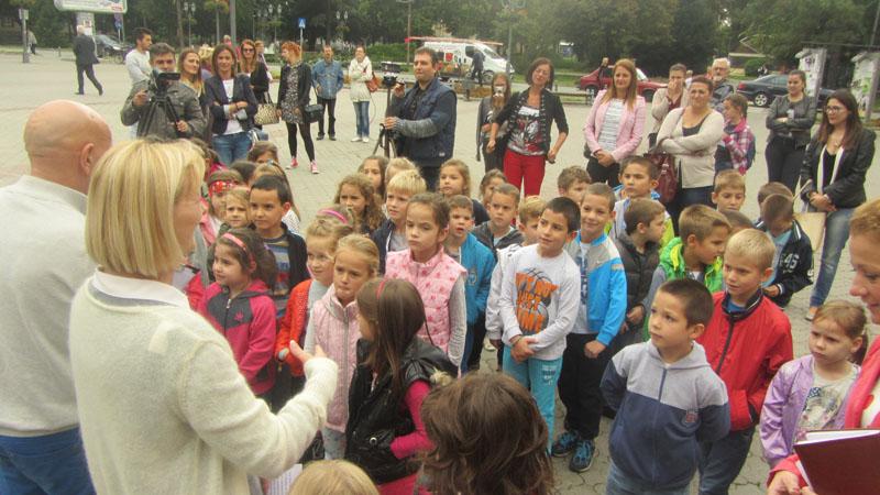 Radijski program  Beograd 1 i 202 direktno emitovan iz Vrbasa