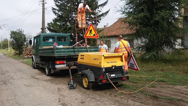Obnova vertikalne signalizacije-Apel građanima da poštuju saobraćajnu signalizaciju
