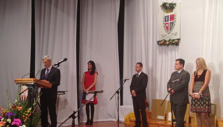 Svečanosti povodom Dana oslobođenja i Dana opštine Vrbas