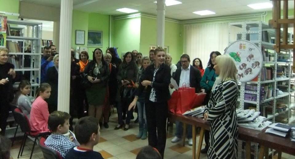 Dodela nagrada mladim likovnim i književnim stvaraocima