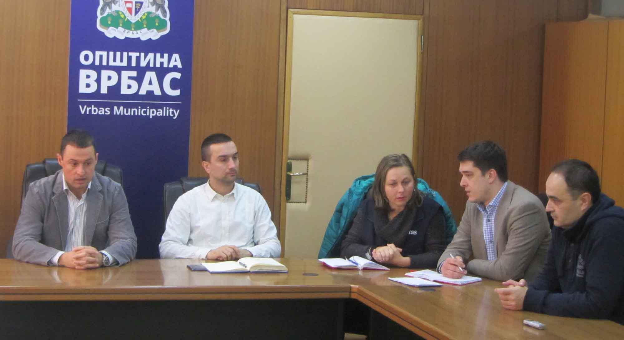 """Za sadnice i formiranje vetrozaštitnog pojasa 700.000 dinara – Donacija Humanitarne organizacije """"Caritas"""""""