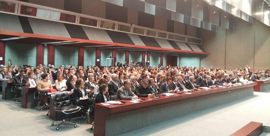Najvećem godišnjem okupljanju gradonačelnika i predsednika opština u Srbiji (SKGO) prisustvovao i Milan Glušac