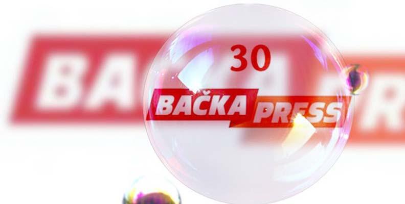"""Na kioscima 30. broj regionalnog lista """"Bačka Press"""""""