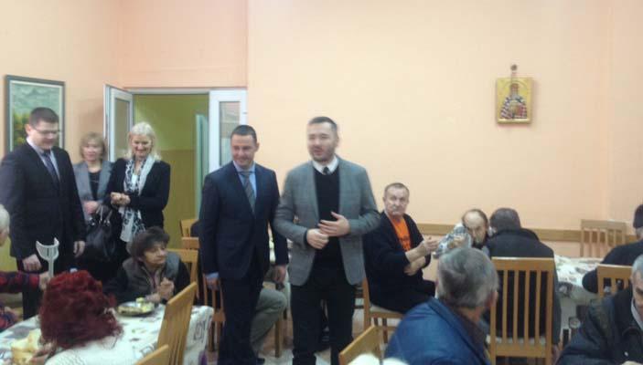 Pokrajinski sekretar Vuletić susreo se sa svim akterima socijalne zaštite u opštini
