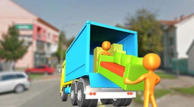 Akcija odnošenja kabastog otpada u mestima opštine Vrbas od 18. do 22. maja