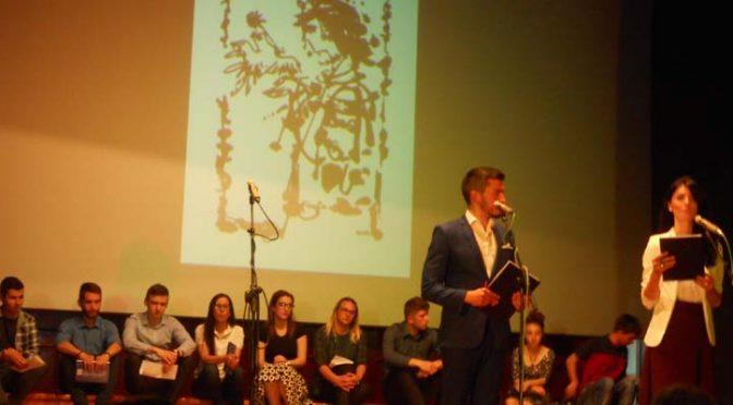 Pobednica 52. Festivala poezije mladih Anđela Pendić iz Beograda