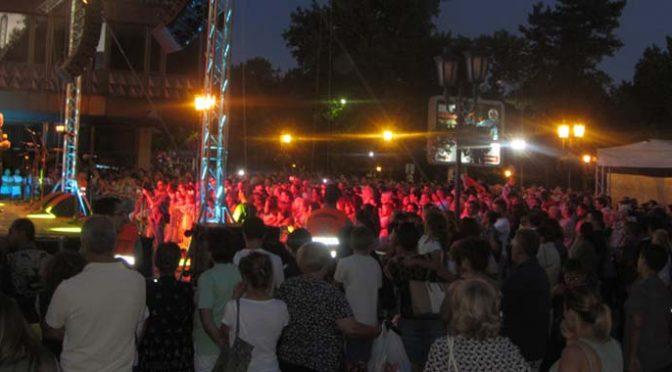 Merima Njegomir u Vrbasu – Crnogorsko kulturno veče