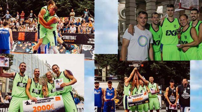 """Ekipa """"Extra auto Vrbas"""" osvaja region u basketu 3×3"""
