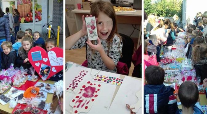 Uz umetnost i humanost, nastavljena Dečja nedelja