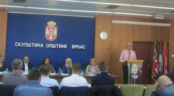 Četvrta sednica SO Vrbas – Rasprava o preduzećima