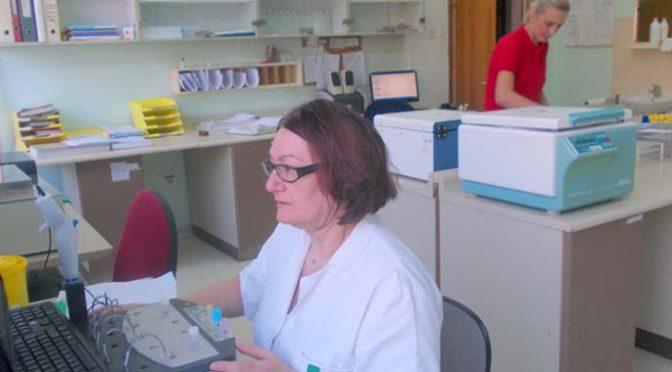 Akcije dobrovoljnog davanja krvi u novembru