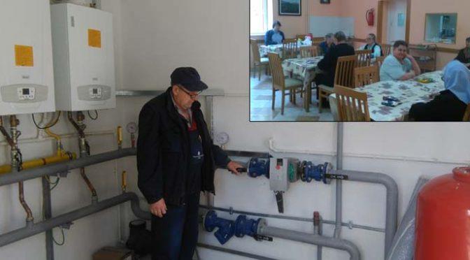 Značajne uštede u zagrevanju Gerontološkog centra Vrbas