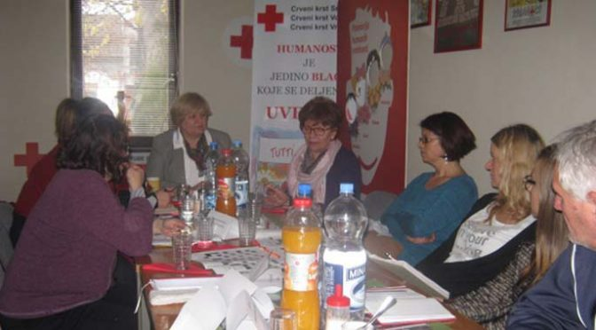 Sastanak ustanova za prikupljanje krvi i promociju davalaštva