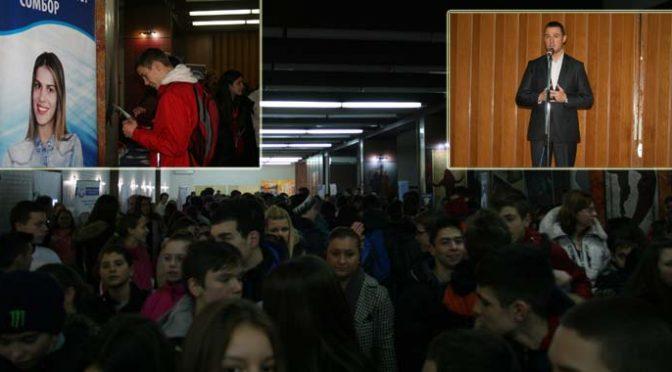 Velika posećenost na Sajmu obrazovanja u Vrbasu