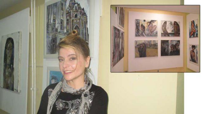 Otvorena izložba slika Milijane Radovanović