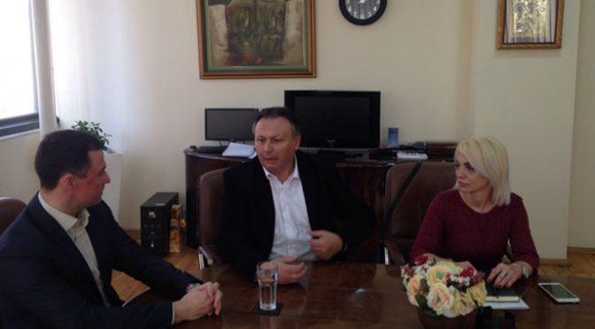 Zamenik Pokrajinskog sekretara za obrazovanje u poseti Vrbasu