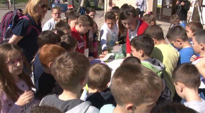 U susret Danu planete Zemlje – Program za najmlađe sugrađane