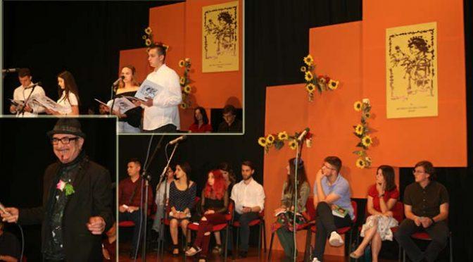 Aleksandar Gabona pobednik 50. Festivala poezije mladih