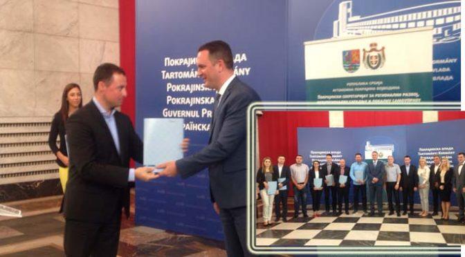 Pokrajina podržala projekat opštine Vrbas za reciklažni centar