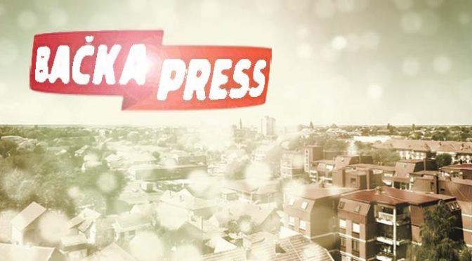 Iz štampe izašao novi Bačka Press