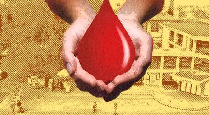 Plan akcija dobrovoljnog davanja krvi u Vrbasu za mesec mart