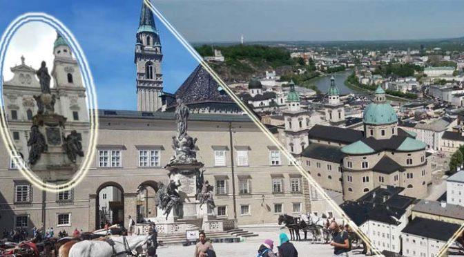 OKO NAS PUTOPIS – Salzburg: Turistički biser u dolini  reke Salzach i Alpa